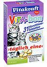 Vitakraft Vita-Bon  vitamin tabletta macskáknak 31db