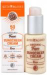 Alteya Organics Face - Crema BIO cu protectie solara pentru fata cu trandafiri SPF 50 - 50ml