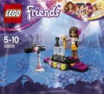 LEGO Friends - Popsztár vörös szőnyegen (30205)