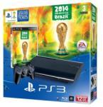 Sony PlayStation 3 Super Slim 12GB (PS3 Super Slim 12GB) + 2014 FIFA World Cup Brazil Játékkonzol