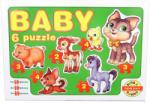 Dohány Baby Puzzle Farmállatok 6 az 1-ben (635/6)
