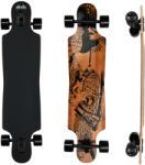 Area Longboard Tribal Curves 39 Skateboard