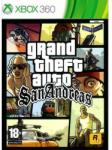 Rockstar Games Grand Theft Auto San Andreas (Xbox 360) Játékprogram