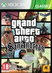 Rockstar Games Grand Theft Auto San Andreas [Classics] (Xbox 360)