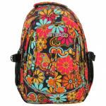 DERFORM Jetbag színes virágos - tinédzser (PLJ16E11)