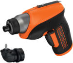 Black & Decker CS3652LC Акумулаторна отвертка, винтоверт