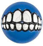 Rogz Grinz Minge cu dinți rânjiti S albastru