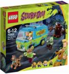 LEGO Scooby-Doo - A titokzatos gépezet (75902)