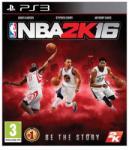 2K Games NBA 2K16 (PS3) Software - jocuri