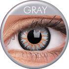 Maxvue Vision Glamour - Gray - dioptria nélküli, negyedéves (2 db)