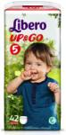Libero UP&GO 5 Maxi Plus (10-14 kg) 42 buc