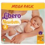 Libero Newborn 2 Mini (3-6 kg) 108 buc
