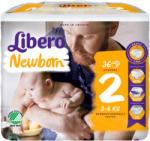 Libero Newborn 2 Mini (3-6 kg) 36 buc