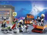 Playmobil Adventi naptár - Tűzoltás az autójavítóban (5495)