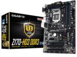 GIGABYTE GA-Z170-HD3 DDR3 Alaplap