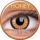 Maxvue Vision ColorVue Glamour - Honey (2 db)