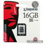 Kingston microSDHC 16GB C4 SDC4/16GBSP