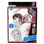 John játékok John 3D kreatív kép - Monster High