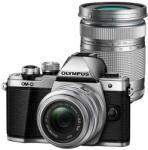 Olympus OM-D E-M10 Mark II + 14-42mm II R + 40-150mm Digitális fényképezőgép
