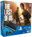 Sony PlayStation 3 Super Slim 500GB (PS3 Super Slim 500GB) + The Last of Us Console