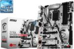 MSI Z170A XPOWER GAMING TITANIUM EDITION Alaplap