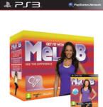 Black Bean Games Get Fit with Mel B [Resistance Band Bundle] (PS3) Software - jocuri