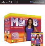 Black Bean Get Fit with Mel B [Resistance Band Bundle] (PS3) Software - jocuri