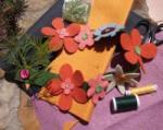 Manóposta Virág koszorú kreatív csomag