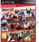 Milestone Motorbike Racing Pack: MotoGP 13 + SBK + MUD (PS3) Játékprogram