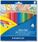 STAEDTLER Creioane colorate triunghiulare 24 culori/set STAEDTLER