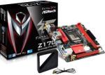 ASRock Fatal1ty Z170 Gaming-ITX/ac Alaplap