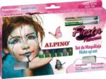 Set machiaj ALPINO Princess - 6 culori x 5 gr + accesorii