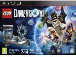 Warner Bros. Interactive LEGO Dimensions Starter Pack (PS3) Játékprogram