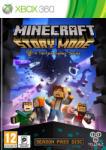Telltale Games Minecraft Story Mode [Season Pass Disc] (Xbox 360) Játékprogram
