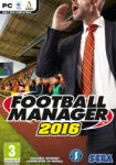 SEGA Football Manager 2016 (PC) Játékprogram