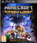 Telltale Games Minecraft Story Mode [Season Pass Disc] (PS3) Játékprogram