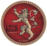 ABYstyle Game Of Thrones - Lannister In Shape Mouse pad