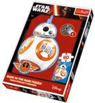 Trefl Magic Decor - Star Wars: BB-8 60 db-os fluoreszkáló puzzle (14618)