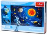 Trefl Oktató puzzle - Naprendszer 100 db-os (15509)