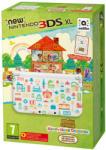 Nintendo New 3DS XL Animal Crossing Happy Home Designer Bundle Játékkonzol