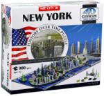 4D Cityscape 4D City Puzzle - New York