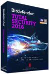 Bitdefender Total Security 2016 (1 User, 1 Year) UB11051001