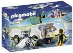 Playmobil Kalóz Kaméleon és Gene ügynök (6692)