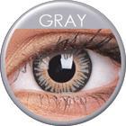 MAXVUE VISION 3-Tones - Gray - dioptria nélküli, negyedéves (2 db)