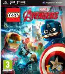 Warner Bros. Interactive LEGO Marvel Avengers (PS3) Játékprogram