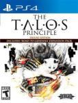 Nighthawk Interactive The Talos Principle [Deluxe Edition] (PS4) Játékprogram