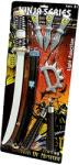 UNIKATOY Ninja fegyver szett 911920