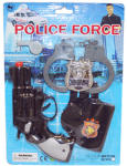 UNIKATOY Rendőrségi szett - 5 részes 911728