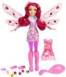 Mattel Mia and Me - Papusa Mia cu set de moda (CMN05) Papusa