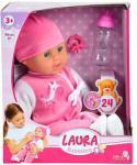 Simba My Love Laura - Papusa care vorbeste 38 cm (105140488) Papusa